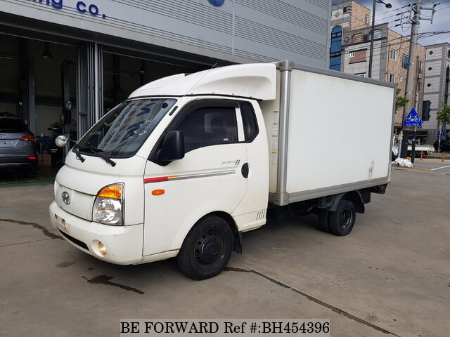 Used 2010 HYUNDAI PORTER BH454396 for Sale