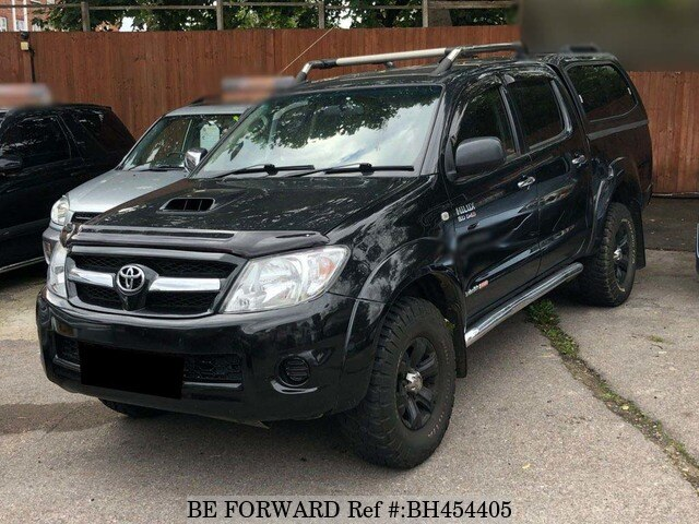 Used 2008 TOYOTA HILUX BH454405 for Sale