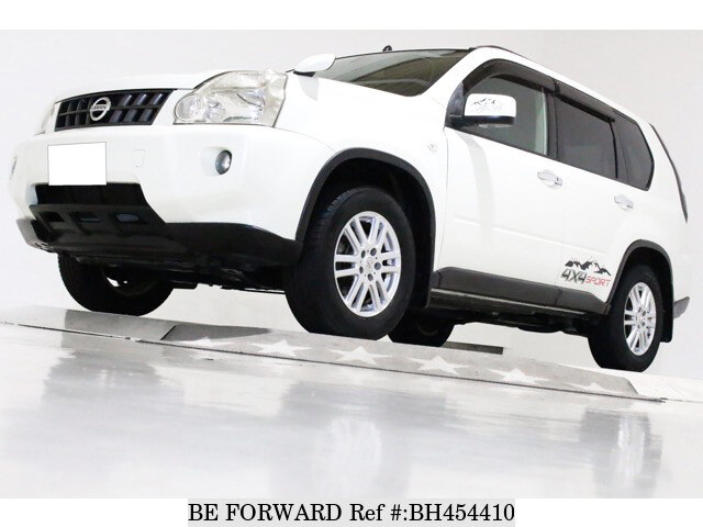 Used 2010 NISSAN X-TRAIL BH454410 for Sale