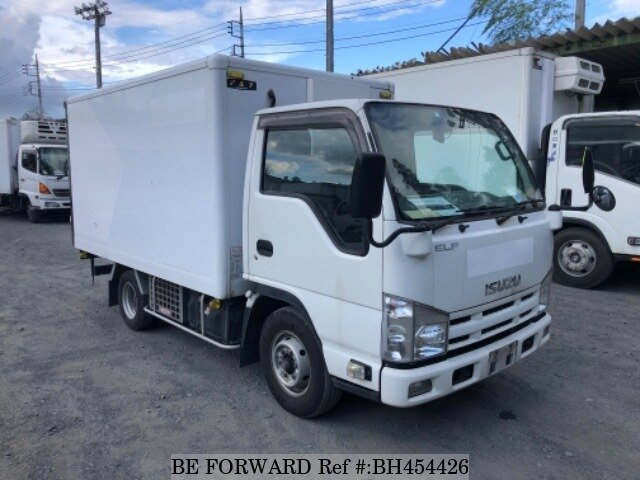 Used 2011 ISUZU ELF TRUCK BH454426 for Sale