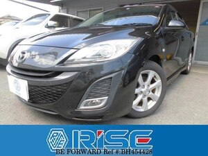Used 2010 MAZDA AXELA SPORT BH454428 for Sale