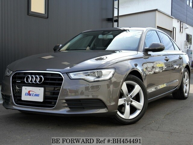 Used 2011 AUDI A6 BH454491 for Sale