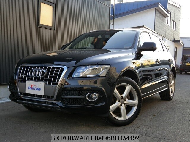 Used 2011 AUDI Q5 BH454492 for Sale