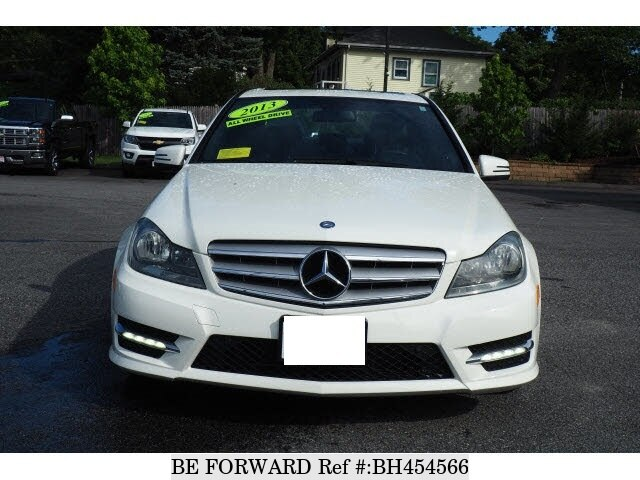 Used 2012 MERCEDES-BENZ C-CLASS BH454566 for Sale