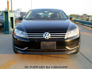 Used 2012 VOLKSWAGEN PASSAT BH454590 for Sale