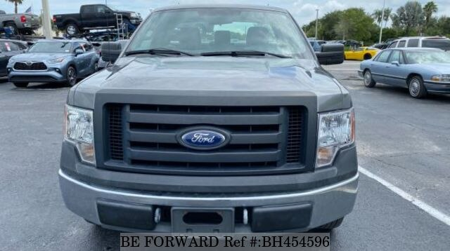 Used 2011 FORD F150 BH454596 for Sale
