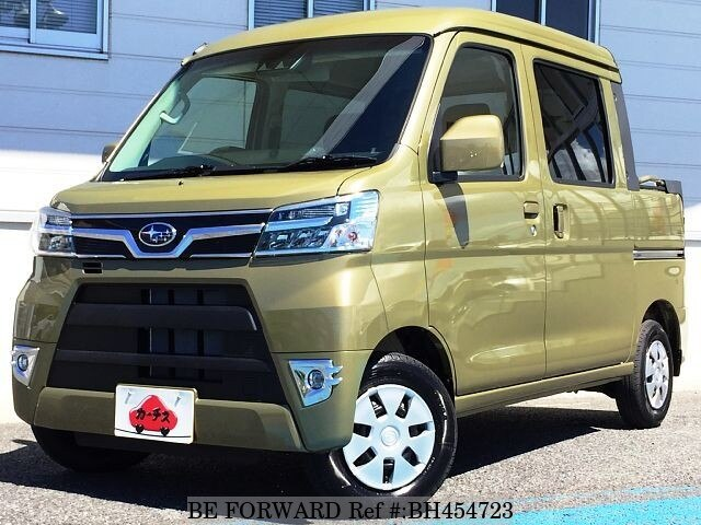 Used 2020 SUBARU SAMBAR BH454723 for Sale