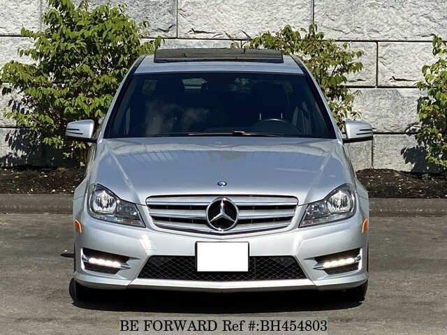 Used 2013 MERCEDES-BENZ C-CLASS BH454803 for Sale