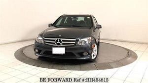 Used 2010 MERCEDES-BENZ C-CLASS BH454815 for Sale