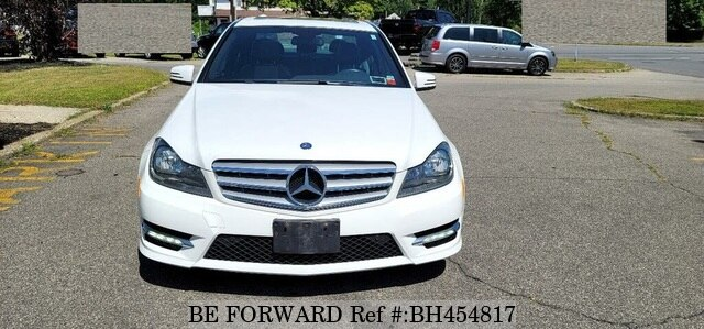 Used 2013 MERCEDES-BENZ C-CLASS BH454817 for Sale