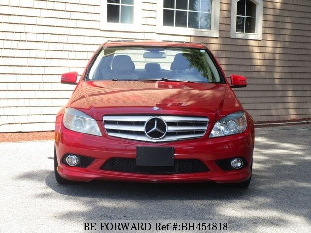 Used 2010 MERCEDES-BENZ C-CLASS BH454818 for Sale
