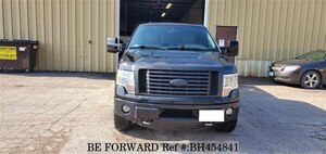 Used 2012 FORD F150 BH454841 for Sale