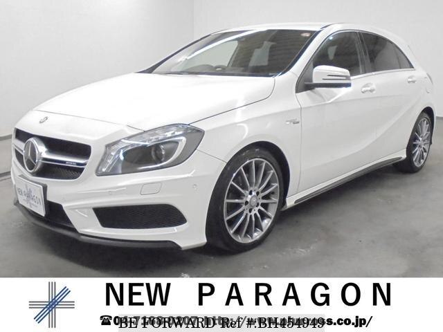 Used 2013 MERCEDES-BENZ A-CLASS BH454949 for Sale