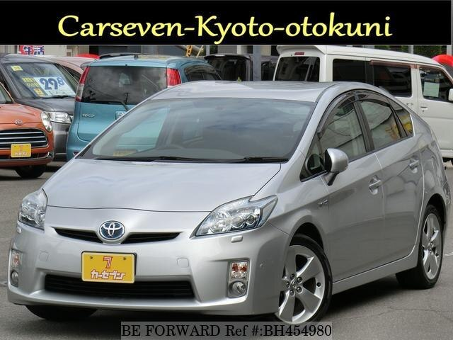 Used 2009 TOYOTA PRIUS BH454980 for Sale