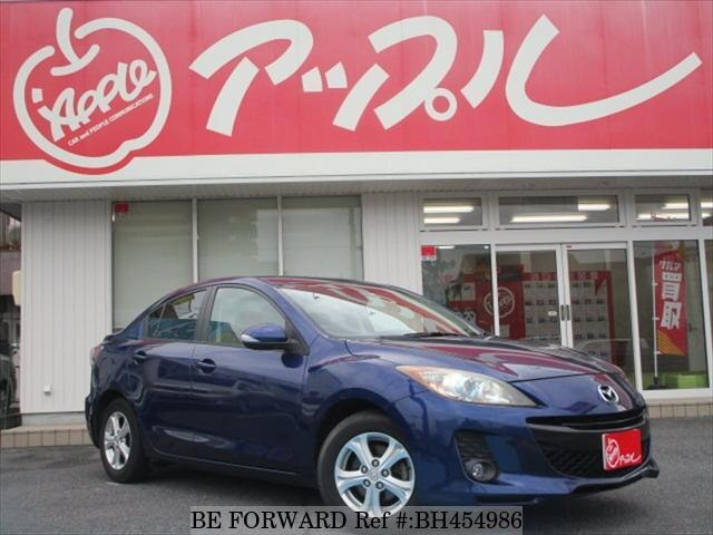 Used 2012 MAZDA AXELA BH454986 for Sale