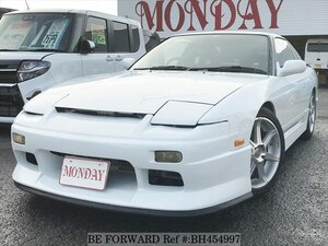 Used 1996 NISSAN 180SX BH454997 for Sale