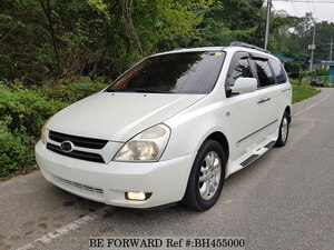 Used 2007 KIA GRAND CARNIVAL BH455000 for Sale