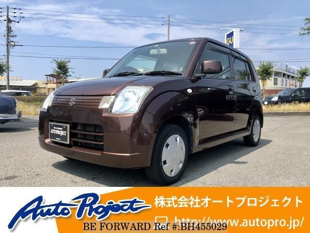 Used 2008 SUZUKI ALTO BH455029 for Sale