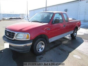 Used 2003 FORD F150 BH455033 for Sale