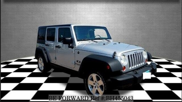 Used 2008 JEEP WRANGLER BH455043 for Sale