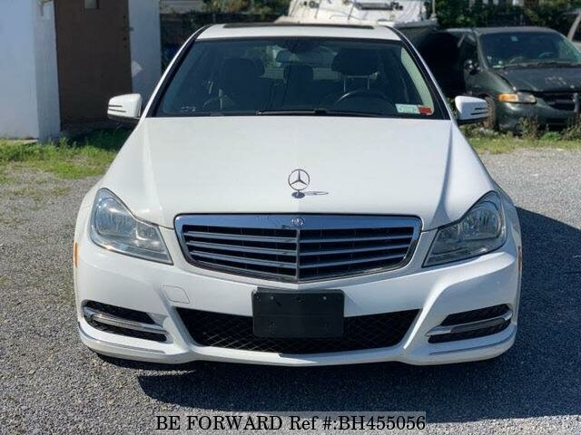 Used 2013 MERCEDES-BENZ C-CLASS BH455056 for Sale