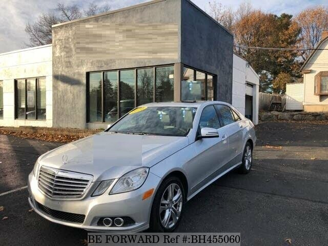 Used 2010 MERCEDES-BENZ E-CLASS BH455060 for Sale