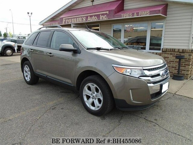 Used 2013 FORD EDGE BH455086 for Sale