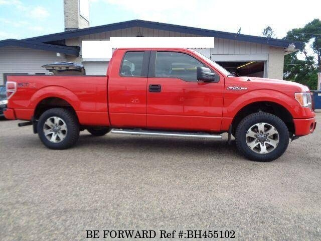 Used 2013 FORD F150 BH455102 for Sale