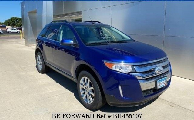 Used 2014 FORD EDGE BH455107 for Sale