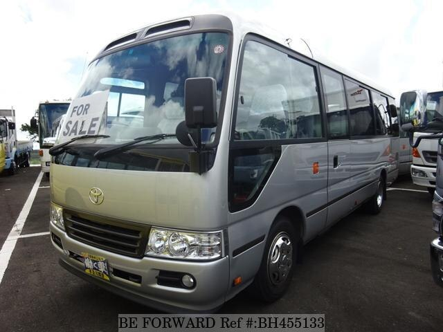 Used 2013 TOYOTA COASTER BH455133 for Sale