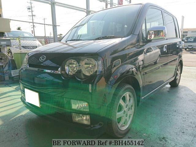 Used 2003 DAIHATSU MOVE BH455142 for Sale