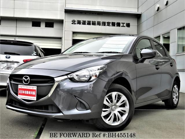 Used 2016 MAZDA DEMIO BH455148 for Sale