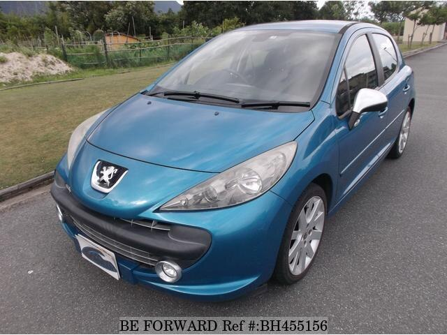 Used 2009 PEUGEOT 207 BH455156 for Sale