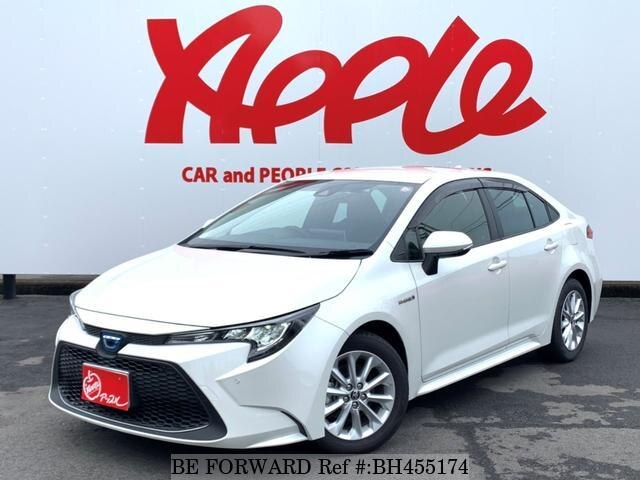 Used 2019 TOYOTA COROLLA BH455174 for Sale
