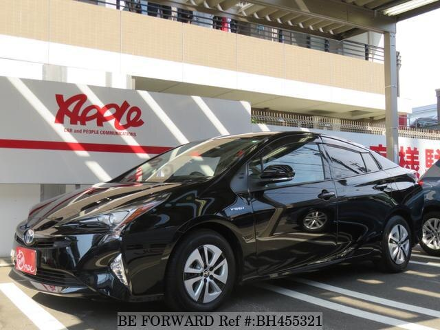 Used 2016 TOYOTA PRIUS BH455321 for Sale
