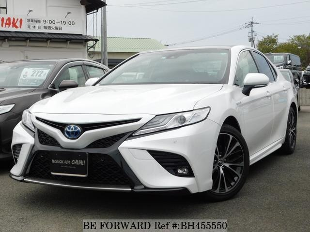 Used 2019 TOYOTA CAMRY BH455550 for Sale