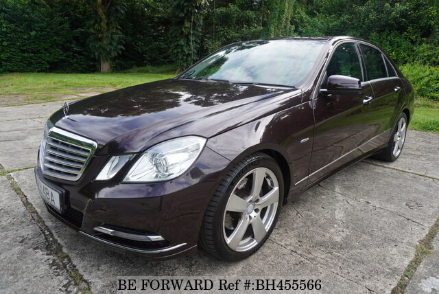Used 2012 MERCEDES-BENZ E-CLASS BH455566 for Sale