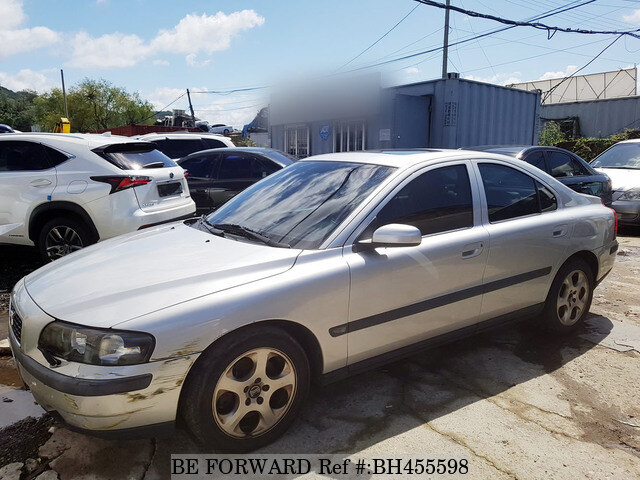 Used 2004 VOLVO S60 BH455598 for Sale