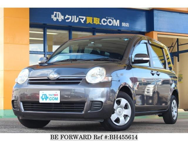 Used 2009 TOYOTA SIENTA BH455614 for Sale