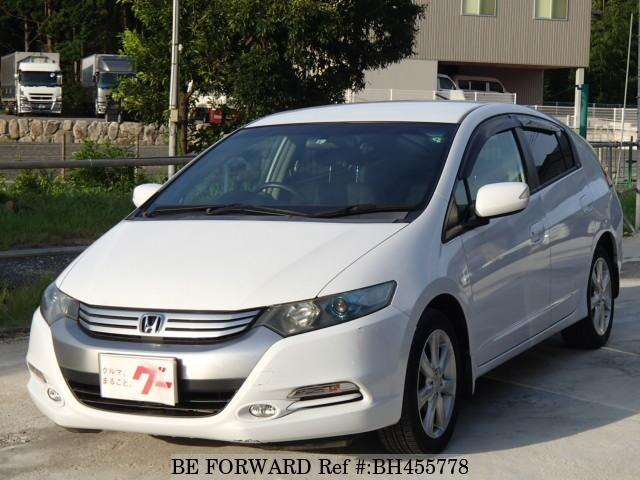 Used 2009 HONDA INSIGHT BH455778 for Sale