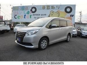 Used 2017 TOYOTA NOAH BH455875 for Sale
