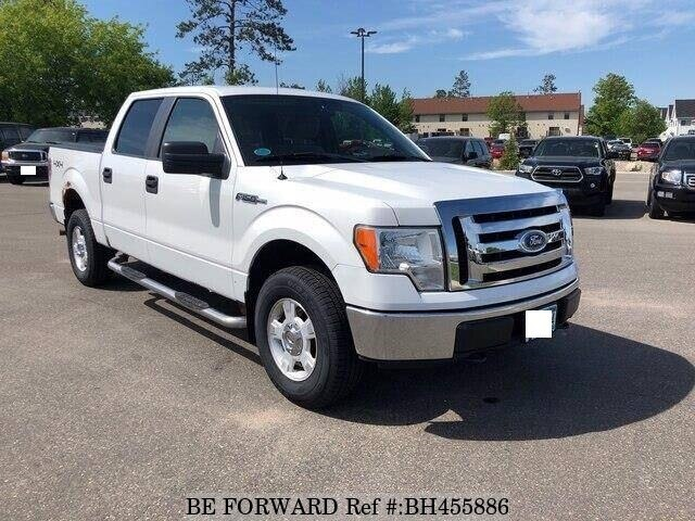 Used 2009 FORD F150 BH455886 for Sale