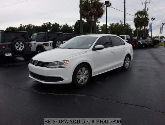 Used 2013 VOLKSWAGEN JETTA BH455890 for Sale