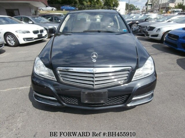 Used 2012 MERCEDES-BENZ C-CLASS BH455910 for Sale