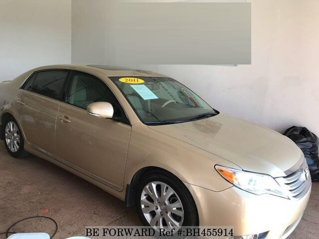 Used 2011 TOYOTA AVALON BH455914 for Sale