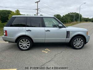 Used 2010 LAND ROVER RANGE ROVER BH456087 for Sale