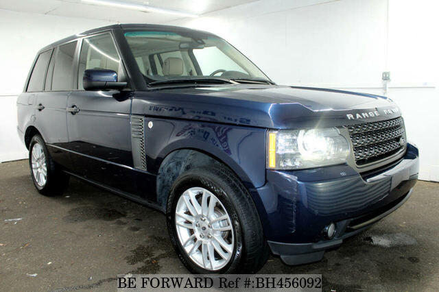 Used 2011 LAND ROVER RANGE ROVER BH456092 for Sale