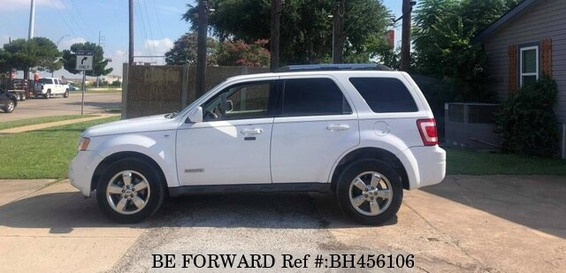 Used 2008 FORD ESCAPE BH456106 for Sale