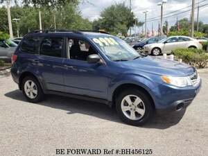 Used 2011 SUBARU FORESTER BH456125 for Sale
