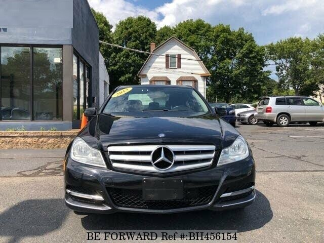 Used 2013 MERCEDES-BENZ C-CLASS BH456154 for Sale